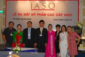 Lễ ra mắt IASO